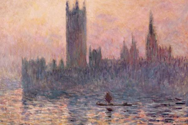 Claude Monet voyageur
