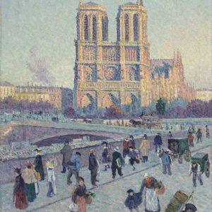 paris vu par les artistes visio conférence replay ntre dame de paris