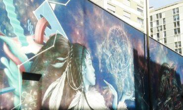 VISITE n°2 : Street Art : Ménilmontant-Belleville – 12 septembre 2020 à 15h