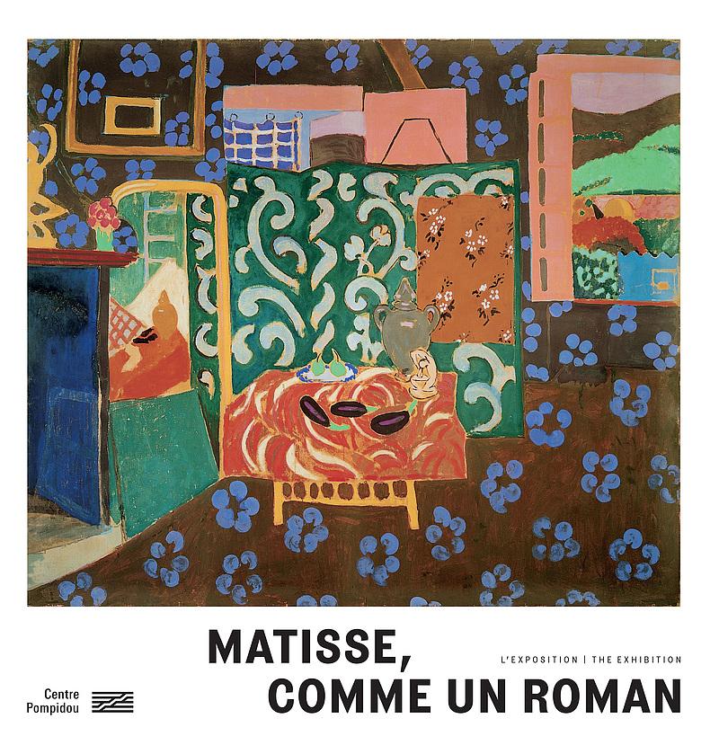 VISITE EXPO : Pompidou-Beaubourg : MATISSE comme un roman – samedi 12 décembre 2020 à 18h15