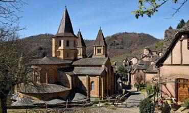 VISIO Visite virtuelle de l'Abbaye de Conques – mercredi 10 mars 2021 à 18h