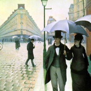 lecture d'oeuvre Napoléon Haussmann Modernité Paris