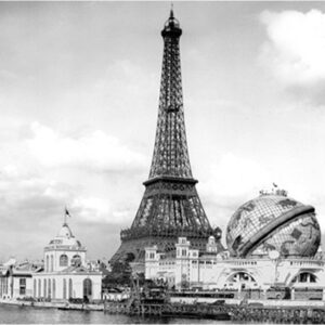 Expositions universelles architecture Paris
