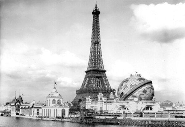 Expositions universelles architecture Paris