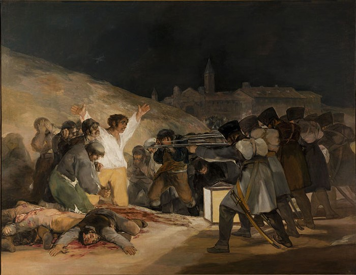 VISIO Les peintres espagnols – mercredi 28 avril 2021 à 18h30