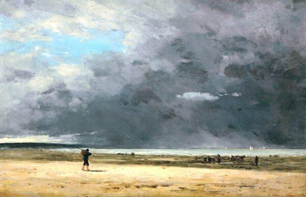 paysage XIXe siècle