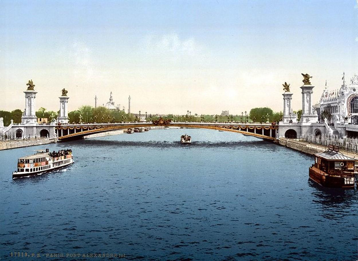 VISITE en EXTERIEUR Promenade entre l'avenue des champs Elysées et l'esplanade des Invalides : Petit et Grand Palais, Pont Alexandre III – vendredi 18 juin 2021 à 14h30
