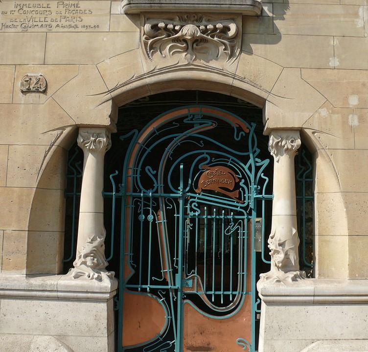 VISIO L'Art Nouveau à Paris – mercredi 10 novembre 2021 à 18h30